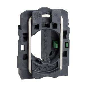 ZB5AZ101  1N/O CONTACT BLOCK W/MTG BAS