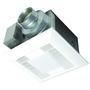 Panasonic FV-08VQL6 80 CFM Ceiling Fan/Light, Energy Efficient