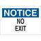 25761 DIRECTIONAL & EXIT SIGN