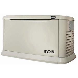 Eaton EGENX20A Standby Generator System, 20 kW, 120/240V, Used with Air-Cooled