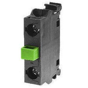 ABB MCB-10B 22mm Contact Block, 1 N.O., Modular