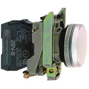 Square D XB4BVB1 PUSH BUTTON LIGHT