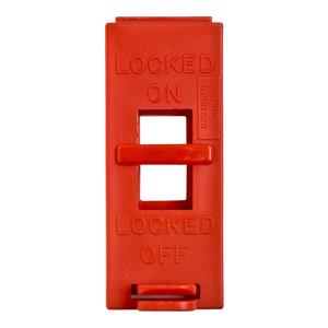 Brady 65392 Wall Switch Lockout
