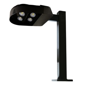 Cree Lighting C-AR-A-4LD-23L-50K-DB LED Area Light, 120-277V, 4LED, 5000K, Dark Bronze