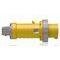 3100P4W PLUG W/TIGHT P/S 2P/3W 100A125V