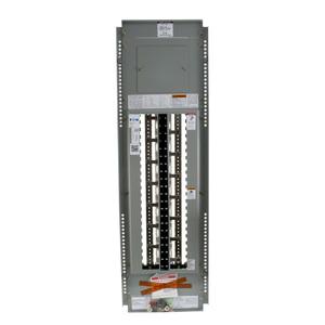 Eaton PRL1A3225X42AS Panelboard Interior, 225A, 42 Spaces, 3PH, 4 Wire, 208Y/120VAC