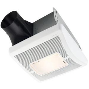 Broan A50L 50 CFM Ceiling Fan/Light, Incandescent