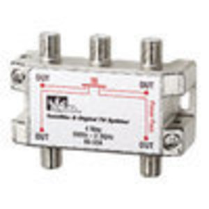 Ideal 85-334 4-WAY 2 GHZ SPLITTER