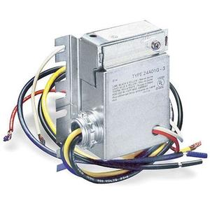 White-Rodgers 24A01G-3 Thermostat, 1-Pole SPST
