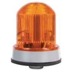 Edwards 125LEDFA120AB Beacon, Flashing LED, 120V AC, 0.097A, Amber