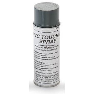 Plasti-Bond PBTOUCHUP-SPRAY PVC Touch-Up, 12oz Spray Can, Gray