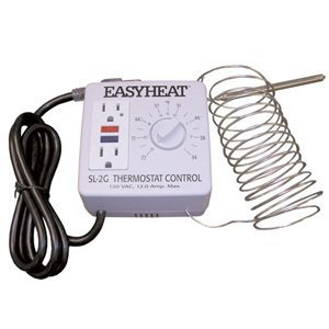 Easyheat SL-2G EZH SL-2G GFCI THERMOSTAT CONTROL