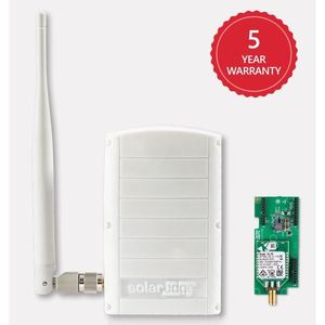 SolarEdge SE-ZBGW-B-S1-NA ZigBee Home Gateway and Plug-In for Single Inverter