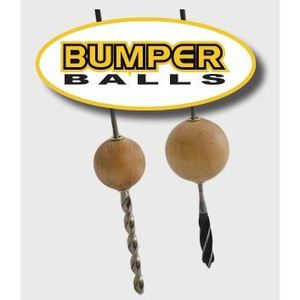 "Rack-A-Tiers BB3412 Bumper Balls, Fits All 3/16"" Shaft Auger Bit"