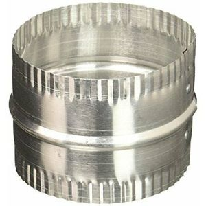 Lambro 244 Aluminum Duct Connector, 4""