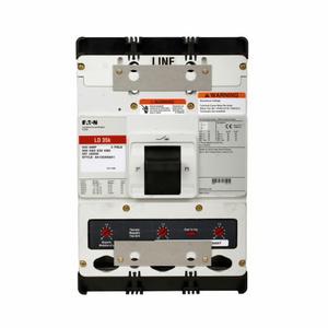 Eaton LDB3500 CUT LDB3500 3P 500A BKR