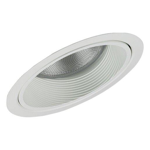 Lightolier 1131wh Lightolier 1131wh Shallow Slope Ceiling Reflector Trim 6 3 4 White Baffle White Trim Rexel Usa