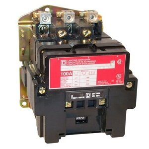 8903SPO2V04 LIGHTING CONTACTOR 600VAC 60