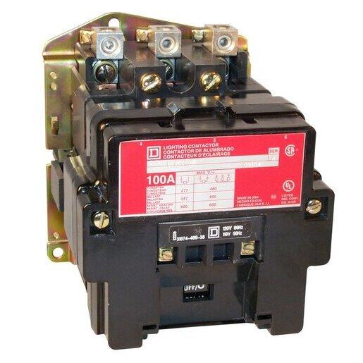 8903SVO1V02 LIGHTING CONTACTOR 600V