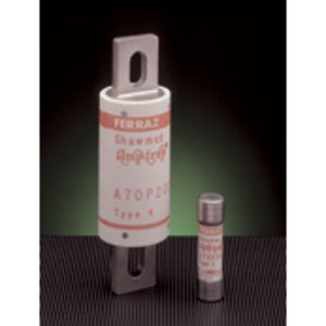 Mersen A70P30-4 Fuse, 30A, 700VAC, P Style, Semi-Conductor, Bolt On, Blades