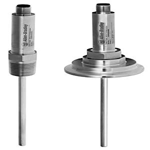 Allen-Bradley 837E-TD1BN2A4-D4 Temperature Sensor, Non-Display, -50 - 150D Celsius Range