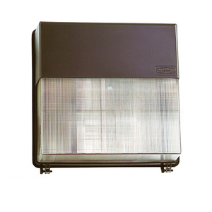 Hubbell-Outdoor Lighting PVL3-150P-18-BZ-L Wallpack, 150W PS Bronze *** Discontinued ***