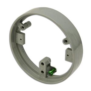 """Carlon E97ABR2 Floor Box Cover Adapter Ring, Diameter: 5"""", Non-Metallic"""