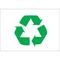 25943 RECYCLE & ENVIRONMENT SIGN