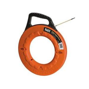 Klein 56010 Fish Tape with Leader, 100'