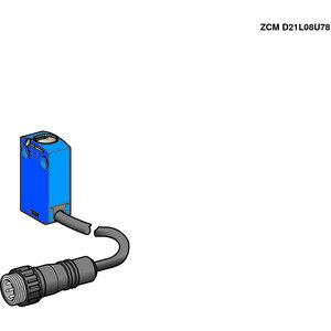 Square D ZCMD21L5 LIMIT SWITCH 240VAC 5A