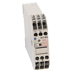 Allen-Bradley 817-E2 Relay, Motor Protection, Monitoring Thermistor, Overtemperature