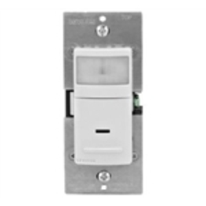Leviton IPS15-1LZ Occupancy Sensor, Wall Box, White
