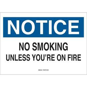 38065 NO SMOKING