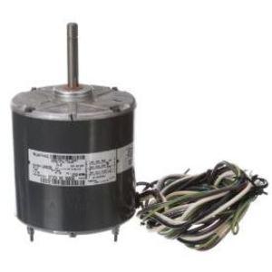 Regal-Beloit 5KCP39PGV554S Motor, Direct Drive, 3/4HP, 1075RPM, 230/460VAC, 48 Frame, 1PH