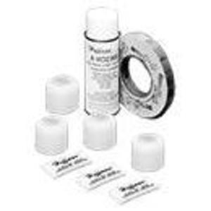 """Hoffman AHCI60R Corrosion Inhibitor Tape, Size: 0.25"""" x 0.75"""", Roll Length: 12'"""