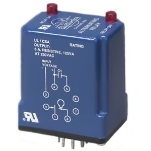 R-K Electronics CAB-115A-1 Alternating Relay, SPDT, 120V AC