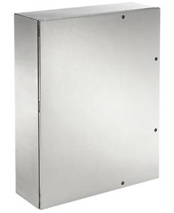 "nVent Hoffman CSD423010SS Wall-Mount Enclosure, Concept Series, NEMA 4X, 42 x 30 x 10"""