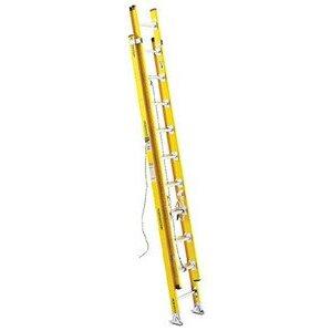 Werner Ladder D7140-2 Fiberglass Extension Ladders