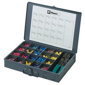 Panduit K-1000 Empty Steel Terminal Kit Box