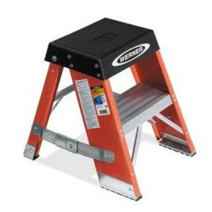 Werner Ladder SSF02 ROPE HLL W/RATCHET D-ANCH 100'