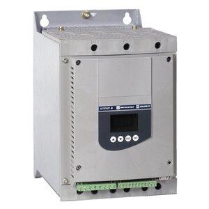 Square D ATS48D62Y Soft Starter, ATS48, 62A, 690VAC, 45kW, 3PH, 50HP, Asynchronous