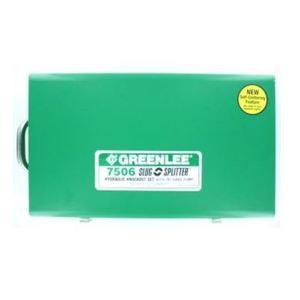 Greenlee 31068 Metal Box for 7506 Hydraulic Punch Set