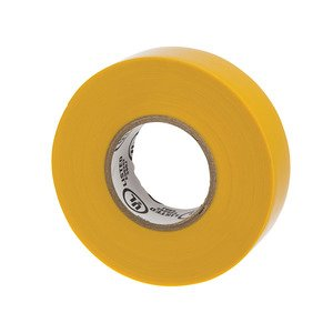NSI Tork WW-722-4 WarriorWrap 7mil Select Vinyl Electrical Tape Yellow