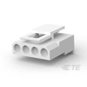 Tyco Electronics 1-480722-0 04P CMNL PLUG HSG W/LCK NATL