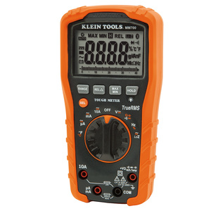 MM700 DIG MULTIMETER TRMS/LOW IMPEDANCE