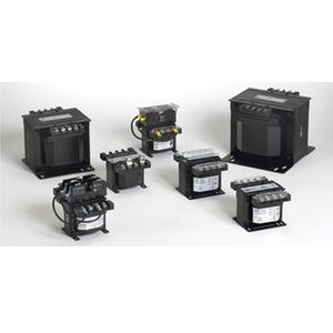 Sola Hevi-Duty E250JL Transformer, Control, 250VA, 208/240/277 Primary- 120/24 Secondary, 1PH