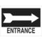 25767 DIRECTIONAL & EXIT SIGN