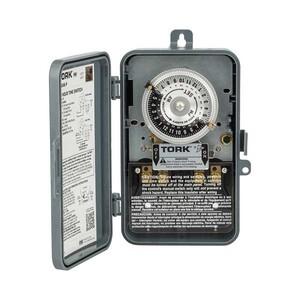 NSI Tork 1103B-P NSI 1103B-P 24HR MECHANICAL TIME