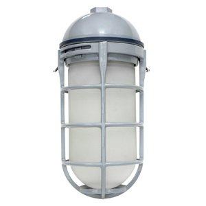 Cree Lighting C-VT-A-LGPD-12L-40K-GR LED Vapor Tite, Large, 120V, Pendant Mount, 1200L, 4000K, Gray