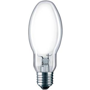 Philips Lighting H38JA-100/DX-12PK Mercury Vapor Lamp, 100W, ED23-1/2